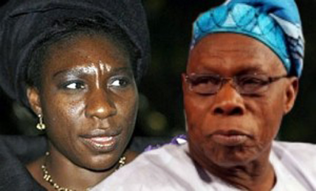 iyabo obasanjo denies writing any letter