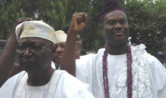 OrijoReporter.com Pa Aderopo Ogunwusi