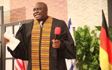 OrijoReporter.com Bishop Chris Kwakpovwe