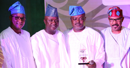 Lagos Assembly Wins Award