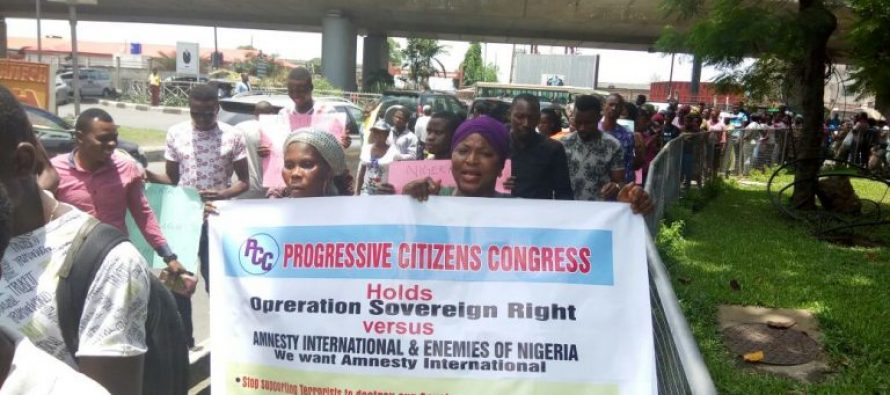Amnesty International is supporting criminals – Group