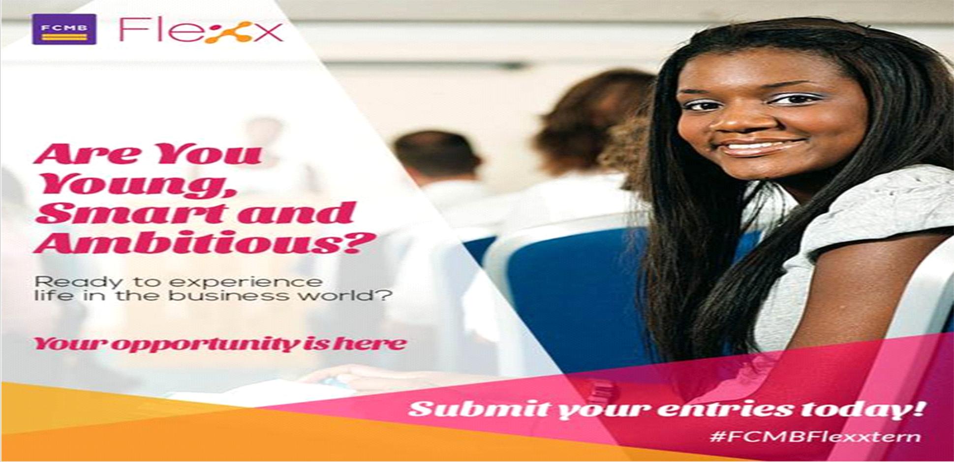 Orijoreporter.com, #FCMBFlexxtern Internship Contest