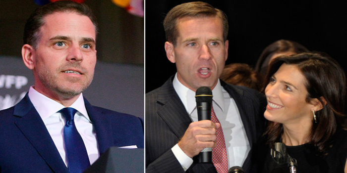OrijoReporter.com, Joe Biden's son marries his late son's widow