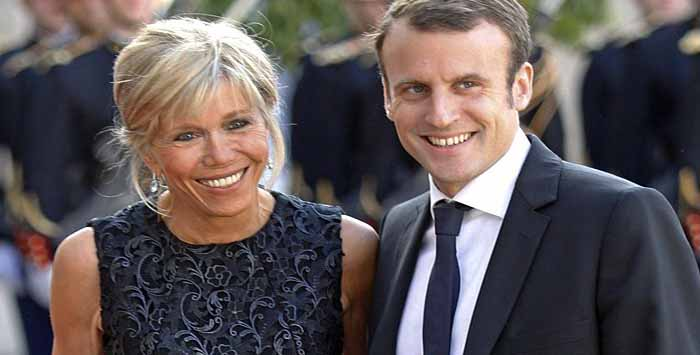 OrijoReporter.com, Emmanuel Macron
