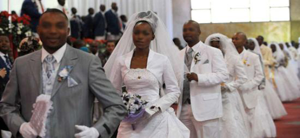 OrijoReporter.com, Government forcing unwed couples to marry in Burundi