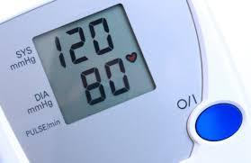 OrijoReporter.com, Blood Pressure Readings