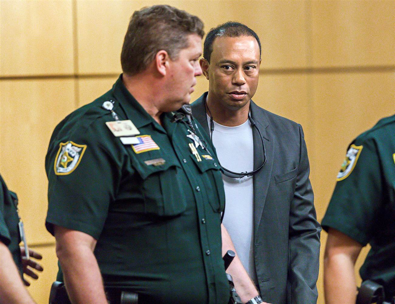 Tiger Woods Sentenced To 12 Months Probation And Mandatory