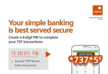 OrijoReporter.com, GTBank PIN for 737 Transactions