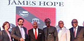 OrijoReporter.com, James Hope College Lagos
