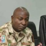 OrijoReporter.com, Brigadier General Francis Omata