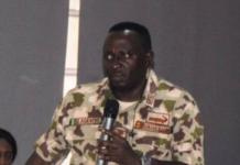OrijoReporter.com, Major General Olusegun Adeniyi